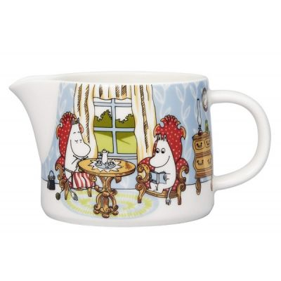 Ceramic Afternoon In Parlor Moomin  Pitcher Jug 0,35L
