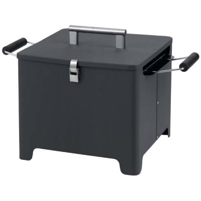 Tepro Cube BBQ in Charcoal Design