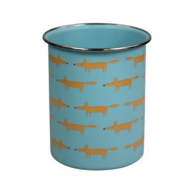 Mr Fox Utensil Storage Jar