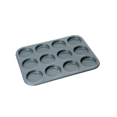 Yorkshire Pudding Steel Tray 12 Cup