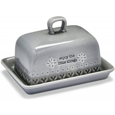 Purity Butter Dish