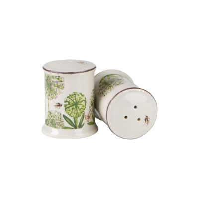 Cottage Garden Salt & Pepper Shaker Set