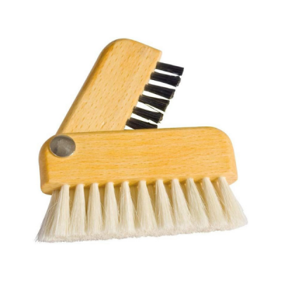 Wooden Laptop Brush (Double Sided)
