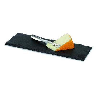Slate Cheese Board and Cutter from the Monaco Collection by Boska Holland