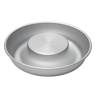 Silver Anodised Savarin Pudding Mould