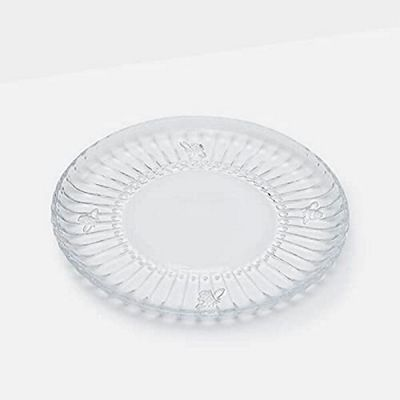 Joules Glass Bumblebee Single Side Plate19cm
