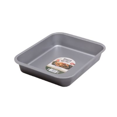 36 cm  Medium Double Non-Stick Coating Roaster Roasting Tin