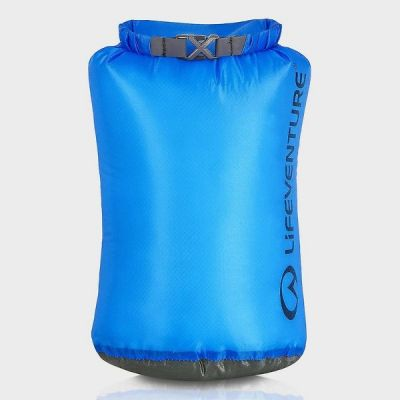5 litre Blue Waterproof Ultralight Dry Bag Carry Case