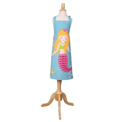 Children's Apron in Teal