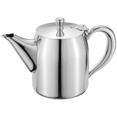 Teaware Stainless Steel Tall Teapot 6 Cup/ 1200ml