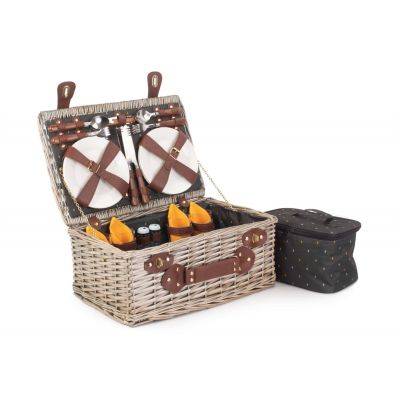 4 Person Pinic Basket