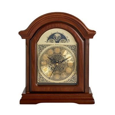 Weybridge Radio Controlled Chiming Mantle Clock with hourly chimes
