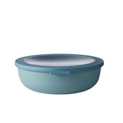 Food Storage Bowl in Nordic Green 1250ml Cirqula Multi Range