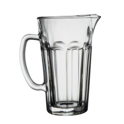 Glass Pitcher Jug 1.5L in American-Style Design