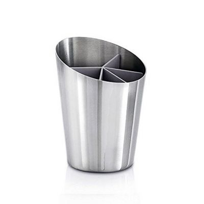 Angled Oblique Toothbrush Holder Stainless Steel