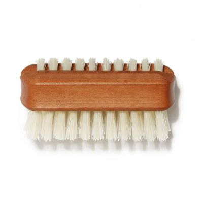 Pearwood Travelling Nail Brush