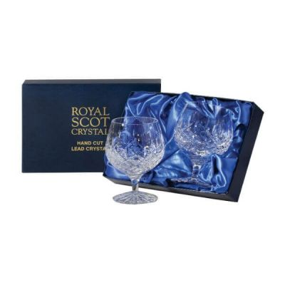 Set of 2 London 12oz Brandy Glasses