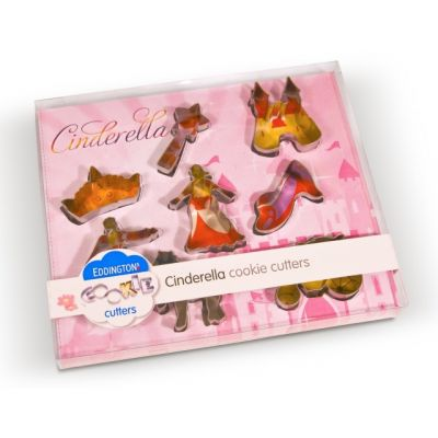 Cinderella Cookie Cutter Set