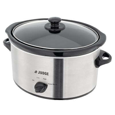3.5 Litre Slow Cooker with 3 Settings