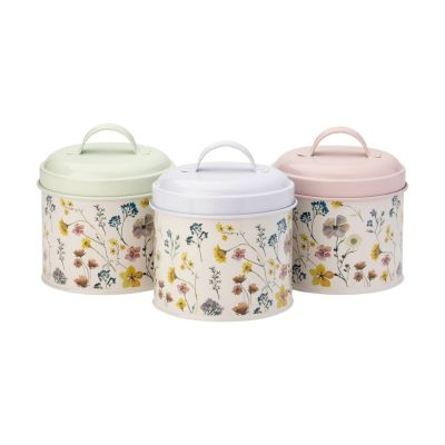 Farmhouse Tea Coffee Sugar Canisters