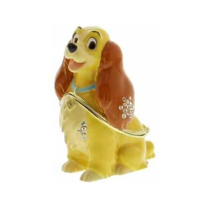 Classic Collectable Lady Trinket Ornament