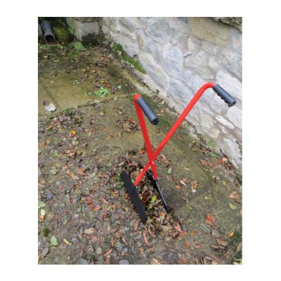 Grab-n-Lift Garden Leaves Collector Tool