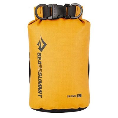 Big River Dry Bag in Yellow 3 Litre