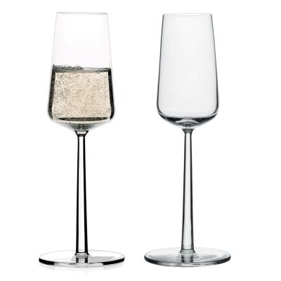 A Pair of Essence Champagne Glasses