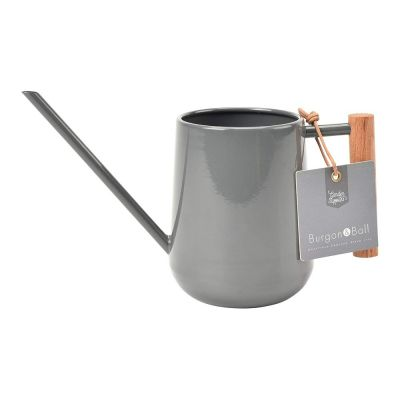 Watering Can in Charcoal Grey 0.7 Litre