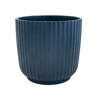 Lecco Flower Pot in Teal Touch 13cm