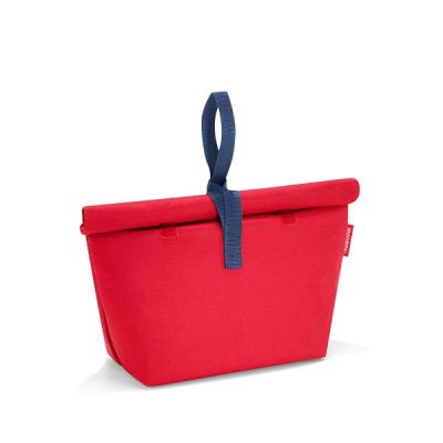 Red Thermal Insulated Fresh Lunch Cooler Bag 7 Litres