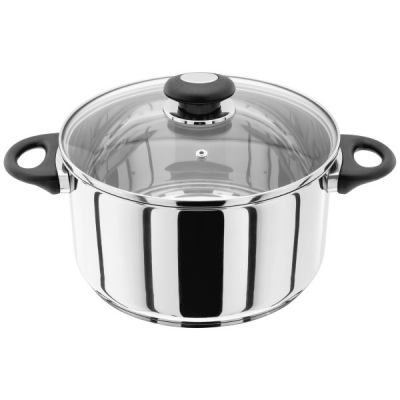 4.3 Litre Stainless Steel Casserole Pan