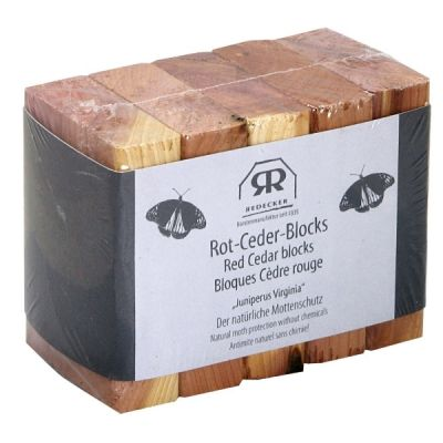 Red Cedar Blocks | Natural Moth Deterrents