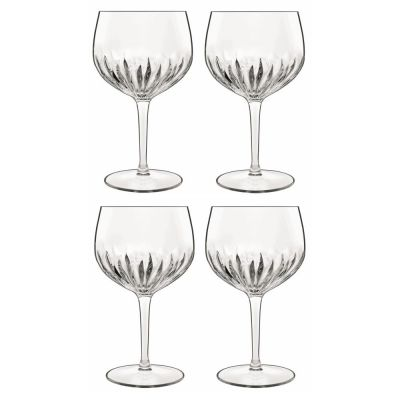 Crystal Gin Glasses