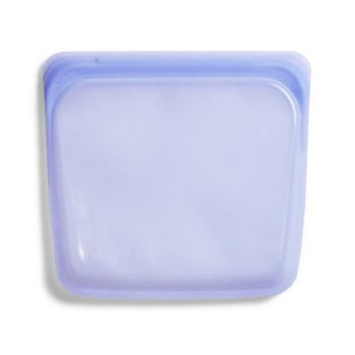 Amethyst 450ml Re-usable Silicone Food Bag