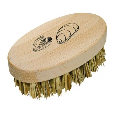 Oyster Mussel Cleaning Brush for Scallop Clam Lobster Hard Shell