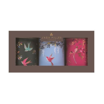 London Chelsea Caddies Set of 3 from Sara Miller