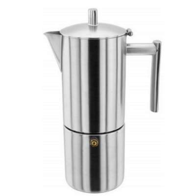 6 Cup 400ml Matt  Espresso Maker