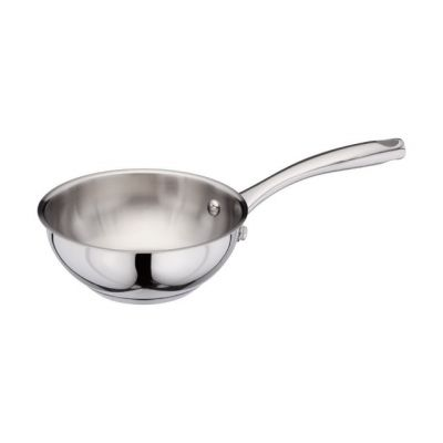 Speciality Cookware Stainless Steel Chef's Pan, 16cm