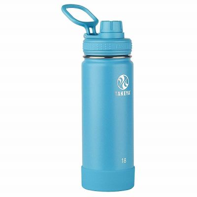 Insulated Hydration Bottle 530ml in Surf Blue