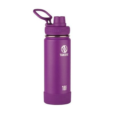 Insulated Hydration Bottle 530ml in Violet