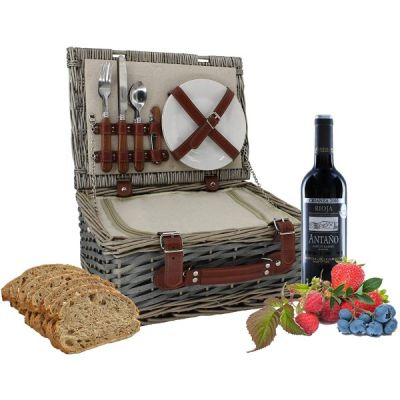"""14"""" Fitted Chill Picnic Hamper for 2 People"""