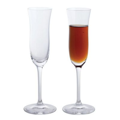 Wine & Bar Pair of Sherry Glasses, Set of 2, 10cl