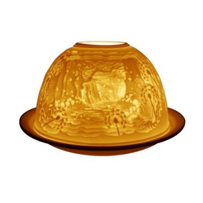 New Forest, Light-Glow Tealight Candle Holder