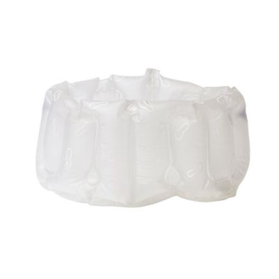 Inflatable Foot Bath with Handles, Frost White
