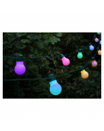 Party String Lights Solar Powered