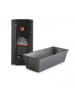 25 cm  Perforated Oblong Non-Stick Cake Loaf Pan Mould