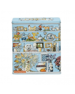 Kitchen Setting Up Home Cereal Storage Tin by Emma Bridgewater