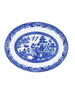 Blue Willow Oval Dish from Chruchill