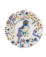 Taika Porcelain Cappuccino Saucer in White